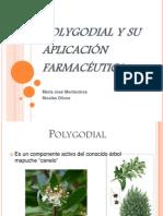 Poligodial y Uso Farmacéutico