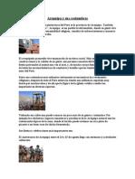 Arequipa y Sus Costumbres