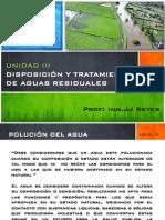 Unid III Tratmieno de Aguas Residuales