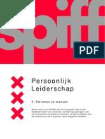 Spiff Amsterdam 20 Persoonlijk Leiderschap 2 Van 4