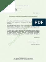 Mecanismos de Retribución por Servicios Ecosístemicos
