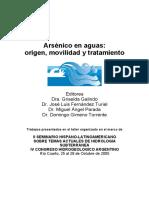 Galindo Et Al Arsenico 2005