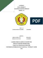 Sisop Achmad Deny Nugroho 1234010084 Sesi a3 2014