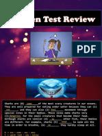 2 Written Test Review