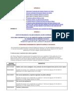 APÉNDICES - Del Igv Exoneraciones