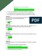 Administracion y Gestion Publica 10 de 10