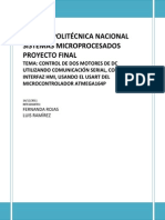 Informe Proyecto Final Micros