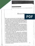 Gobierno Sachs Larrain