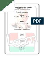 Proyectodemetodologia Mediosaudiovisualesysuinfluenciaenelaprendizaje 130716234441 Phpapp02