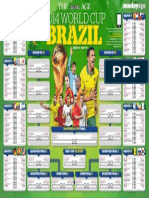The Age Brasil 2014