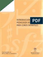 Introducción a la Pedagogía Vocal Para Coros Infantiles.pdf
