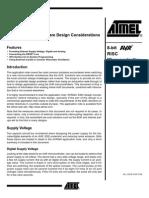 AVR_ Hardware Design Considerations
