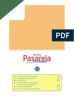 Fascicule Pasarela Tle - Espagnol - Livre Élève Grand Format - Edition 2012