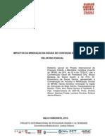 Relatório 5 Conceição Do Mato Dentro