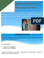 Optimización de Operación Del LWD.