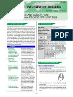 FP-100c Datasheet