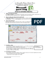 CLASE Excel 2010 Derecho