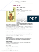 Oraculo Belline Nº 26 - Paz _ La Magia Del Tarot