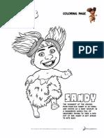 ColoringPages Sandy