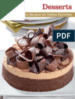 Barilla Mini Desserts