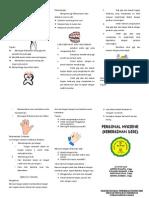 49177054 Leaflet Personal Hygiene