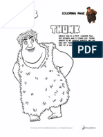 ColoringPages Thunk