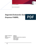 Primer Documento Entregable TIC2