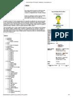 Copa Do Mundo FIFA de 2014 – Wikipédia, A Enciclopédia Livre