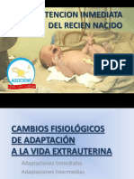 Atencion Inmediata Del Recien Nacido Sano