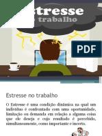 Trabalho Psicologia Estresse No Trabalho