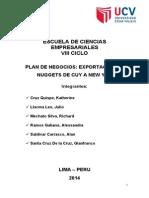 Estructurado Plan de Negocio Emprendorismo Oficialllllllllllllllllll