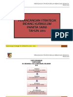 Pelan Strategik Sains 2014