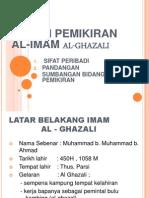 Al Imam Al Ghazali RA