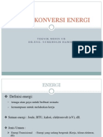Mesin Konversi Energi i