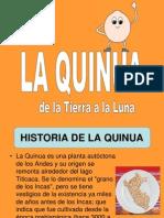 La Quinoa Presentacion Joshua Campos