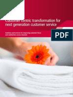 Steria Customer Practice Brochure