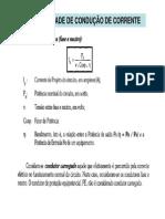Instalacoes Eletricas Dimensionamento de Condutores e Disjuntores
