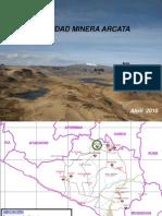 Minera Arcata