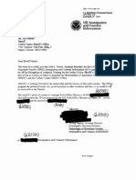 Collier County Sheriff's Office (Florida) - 287(g) FOIA Documents