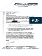 El Paso County Sheriff's Office (Colorado) - 287(g) FOIA Documents