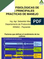 Teorico Bases Fisiologicas Medidas de Manejo