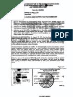 San Bernardino County Sheriff's Office (California) - 287(g) FOIA Documents