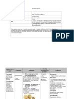 Planificación - Matemática1