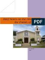 brief Notes Parish of St. Rafael