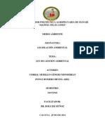 Exposición Ley de Gestión Ambiental (1)