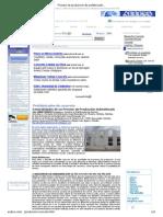 Proceso de Produccion de Prefabricados de Concreto