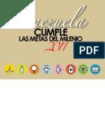 Metas Del Milenio 2011web