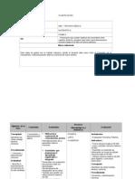 Planificación - Matemática2
