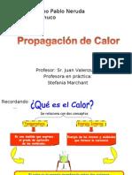 Fisica NM2 Calor Transmision Del Calor