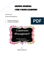 Managing Classroom Journal